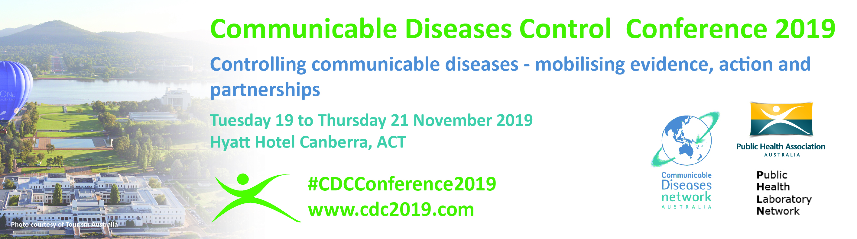 Communicable Diseases Control Conference 2019 - Events - Public