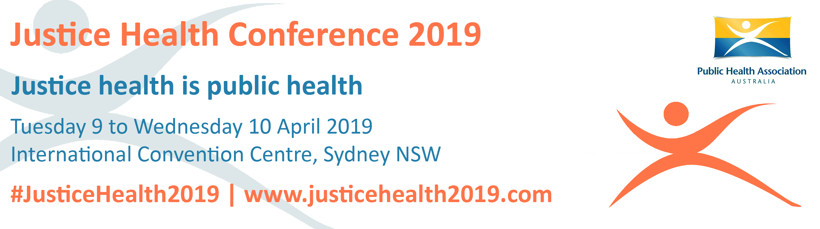 Justice Health Conference 2019 - Public Health Association of